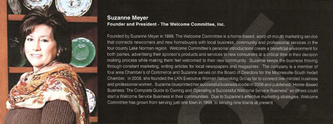 Suzanne Meyer was named a Woman Extraordinaire by Business Leader Media